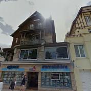 Au Touquet, une agence immobilière sous la villa Macron