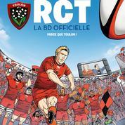 Les joueurs de Toulon, héros d'une bande dessinée signée… Boudjellal