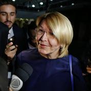 Venezuela : l'ex-Procureure en fuite dénonce «la mort du droit» dans son pays