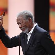 Morgan Freeman honoré pour l'ensemble de sa carrière