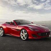 Ferrari Portofino, une California plus sportive