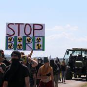 Le manifestant blessé à Bure évoque «une salve de grenades»