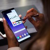 Le Galaxy Note 8, le smartphone du rachat pour Samsung