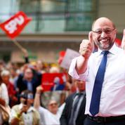 Allemagne : Martin Schulz joue sur la corde pacifiste