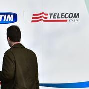Vivendi-Telecom Italia: Rome hausse le ton