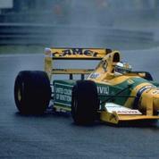 Le fils de Michael Schumacher dans la voiture de son père