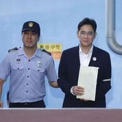 Prison ferme pour le PDG de Samsung
