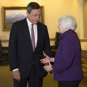Jackson Hole: Trump dans le viseur de Draghi et Yellen