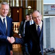 STX: Le Maire vise toujours un accord avec l'Italie
