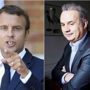 Macron change sa stratégie de communication