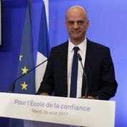 Blanquer annonce une hausse de 1,2 milliard d'euros pour l'Éducation