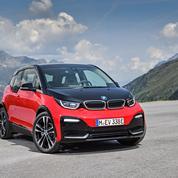 BMW i3s, la citadine électrique en tenue de sport