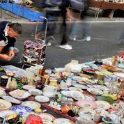 La braderie de Lille signe un retour sous haute sécurité