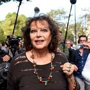 Claudia Cardinale : «Je suis triste, j'adorais Mireille Darc»
