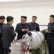 La Corée du Nord dit avoir testé une bombe H
