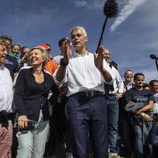 Laurent Wauquiez affiche l'objectif du rassemblement
