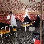 Yémen: plus de 600.000 cas de choléra depuis avril