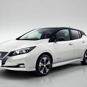 La Nissan Leaf gagne en autonomie