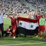 La Syrie se met à rêver de la Coupe du monde