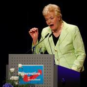 Transfuge de la CDU, Erika Steinbach nouvelle égérie populiste allemande