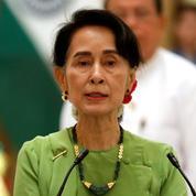 Rohingyas : Aung San Suu Kyi dénonce la désinformation des «terroristes»