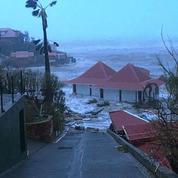 Ouragan Irma : la Guadeloupe, «hub logistique» des opérations de secours