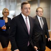 Draghi tranchera en octobre sur son soutien à l'économie