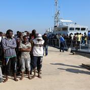La bataille des frontières se joue en Libye