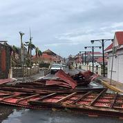 Une «électricité d'urgence» rétablie à Saint-Martin et Saint-Barthélemy