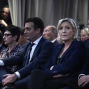 Marine Le Pen cherche à endiguer la contestation au FN