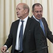 La Russie lance une offensive diplomatique en Ukraine