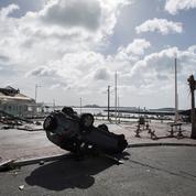 Ouragan Irma : plus d'1 milliard d'euros de dégâts à St-Martin et St-Barthélemy