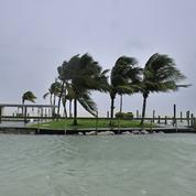 L'ouragan Irma frappe la Floride
