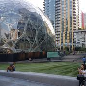 Amazon installe une jungle au coeur de Seattle