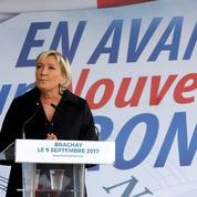 Guillaume Tabard : «Les trois ennemis de Marine Le Pen»