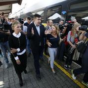 Mikhaïl Saakachvili s'impose en Ukraine