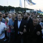 Le pouvoir ukrainien ébranlé par le coup de force de Saakachvili