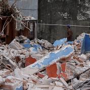 90 morts au Mexique, le bilan du séisme revu à la hausse