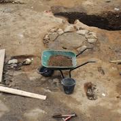 Nanterre : une nécropole antique surgit au cœur de la ville