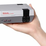 Nintendo relance la production de sa NES Mini, succès surprise de 2016