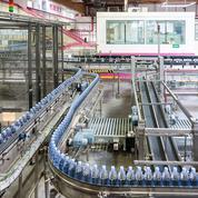 Évian vise les 2milliards de bouteilles par an
