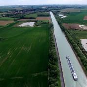 Les élus locaux ajoutent un épisode au feuilleton du canal Seine-Nord