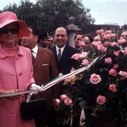 Grace de Monaco : une artiste reconnue pour ses créations florales