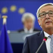 Europe : Juncker marque ses distances avec les projets de Macron