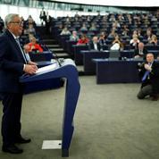 Juncker se démarque de Macron et veut un président élu pour l'Europe