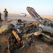 Irak : au moins 70 morts dans une double attaque terroriste