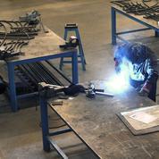 La reprise de l'économie française se mesure aussi dans les entreprises