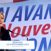 Marine Le Pen demande à Florian Philippot de clarifier sa situation