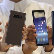Le Galaxy Note 8 Samsung est disponible en France
