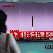 Pyongyang tire un nouveau missile au-dessus du Japon en réponse aux sanctions